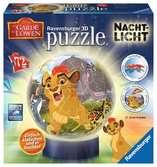 Nachtlicht Die Garde der Löwen 3D Puzzle;3D Puzzle-Ball - Ravensburger