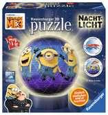 Nachtlicht Ich - einfach unverbesserlich 3 3D Puzzle;3D Puzzle-Ball - Ravensburger