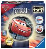 Puzzle 3D Ball Lampada Notturna Cars 3D Puzzle;3D Puzzle-Building - Ravensburger