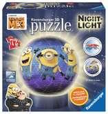 Puzzle 3D Ball Lampada Notturna Minions 3D Puzzle;3D Lámparas - Ravensburger