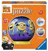 Despicable Me3 3D puzzels;3D Puzzle Ball - Ravensburger