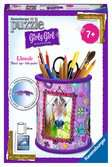 Pot à crayons - Girly Girl - Chevaux Puzzle 3D;Puzzle 3D objets - Ravensburger