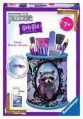 Pot à crayons - Girly Girl - Animal Trend Puzzle 3D;Puzzle 3D objets - Ravensburger