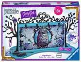 Arbre à bijoux - Girly Girl - Animal Trend Puzzle 3D;Puzzle 3D objets - Ravensburger