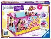 Aufbewahrungsbox Soy Luna 3D Puzzle;3D Puzzle-Girly Girl - Ravensburger