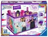 Aufbewahrungsbox - Violetta 3D Puzzle;3D Puzzle-Girly Girl - Ravensburger