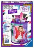 Utensilo - Violetta 3D Puzzle;3D Puzzle-Girly Girl - Ravensburger