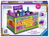 Opbergdoos - Funky Owls 3D puzzels;3D Puzzle Specials - Ravensburger
