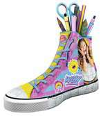 Sneaker Soy Luna 3D Puzzle;3D Puzzle-Girly Girl - Ravensburger