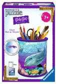 Underwater Pencil Cup 3D Puzzles;3D Storage Puzzles - Ravensburger