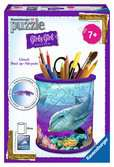 Pennenbak Onderwaterwereld 3D puzzels;3D Puzzle Girly Girl - Ravensburger
