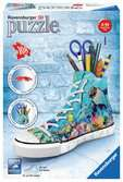 Underwater World Sneaker 3D Puzzles;3D Puzzle Buildings - Ravensburger