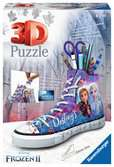 Frozen 2 Sneaker 3D Puzzle, 108pc 3D Puzzle®;Shaped 3D Puzzle® - Ravensburger