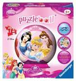 Disney Princess 3D Puzzle, 72pc 3D Puzzle®;Shaped 3D Puzzle® - Ravensburger