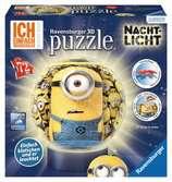 MINIONKI KULISTE 72 EL EDYCJA NOCNA Puzzle;Puzzle dla dzieci - Ravensburger
