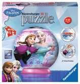 Disney Frozen 3D Puzzle, 72pc 3D Puzzle®;Character 3D Puzzle® - Ravensburger