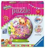 Shopkins 3D Puzzle, 72pc 3D Puzzle®;Character 3D Puzzle® - Ravensburger