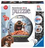 The Secret Life of Pets 3D Puzzles;3D Puzzle Balls - Ravensburger
