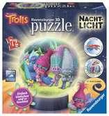 Nachtlicht Trolls 3D Puzzle;3D Puzzle-Ball - Ravensburger