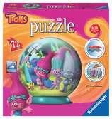 Trolls 3D Puzzle®, 72pc 3D Puzzle®;Character 3D Puzzle® - Ravensburger