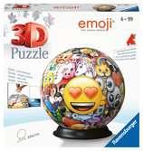 Emoji 3D Puzzle®, 72pc 3D Puzzle®;Character 3D Puzzle® - Ravensburger