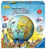 Kindererde in deutscher Sprache 3D Puzzle;3D Puzzle-Ball - Ravensburger