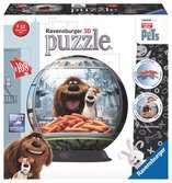 Pets 3D Puzzle;3D Puzzle-Ball - Ravensburger