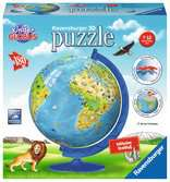 Kinderglobus in deutscher Sprache 3D Puzzle;3D Puzzle-Ball - Ravensburger