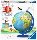 Globo geográfico 3D Puzzle;3D Puzzle-Ball - Ravensburger