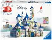Disney 3D Castle 3D Puzzles;3D Puzzle Buildings - Ravensburger