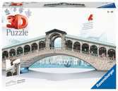 PONTE DI RIALTO MOST 216 EL 3D Puzzle 3D;Night Edition - Ravensburger