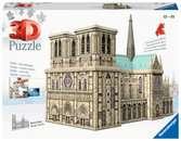 Notre Dame 3D Puzzle;3D Puzzle-Building - Ravensburger