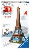 Mini budova - Eiffelova věž - položka 54 dílků 3D Puzzle;Budovy - Ravensburger