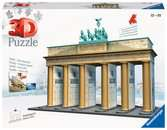 BRAMA BRANDENBURSKA 3D 324EL. Puzzle 3D;Budowle - Ravensburger