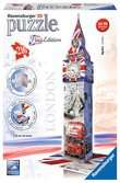 Big Ben Flag Edition 3D Puzzles;3D Puzzle Buildings - Ravensburger