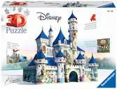 Disney kasteel 3D puzzels;3D Puzzle Gebouwen - Ravensburger