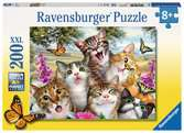 Friendly Felines XXL 200pc Puzzles;Children s Puzzles - Ravensburger