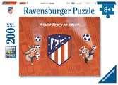 Atlético Madrid Puzzles;Puzzle Infantiles - Ravensburger