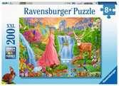 Magisch landschap Puzzels;Puzzels voor kinderen - Ravensburger