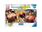 Wreck it Ralph 2: Ralph Breaks the Internet Puslespil;Puslespil for børn - Ravensburger