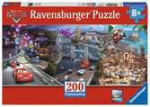 De wereld rond / Autour du monde Puzzle;Puzzles enfants - Ravensburger