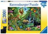 Jungle XXL200 Puzzles;Children s Puzzles - Ravensburger