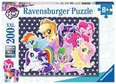 Magische Freundschaft Puzzle;Kinderpuzzle - Ravensburger