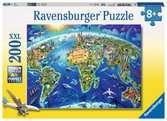 De wereld in symbolen Puzzels;Puzzels voor kinderen - Ravensburger