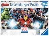 Avengers Panorama Puzzles;Puzzle Infantiles - Ravensburger