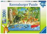 Woodland Friends Jigsaw Puzzles;Children s Puzzles - Ravensburger