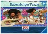 Les aventures de Moana Puzzles;Puzzles pour enfants - Ravensburger