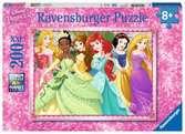 De Disney prinsessen Puzzels;Puzzels voor kinderen - Ravensburger