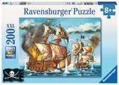 Piraten Puzzle;Kinderpuzzle - Ravensburger