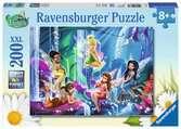 Puzzle 200 p XXL - Au pays des fées / Fairies Puzzle;Puzzles enfants - Ravensburger